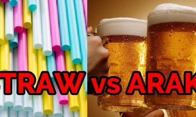 straw vs arak