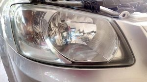 lampu kereta