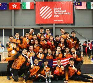 malaysia dodgeball 2017