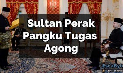 Sultan Nazrin Agong