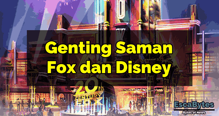 genting saman fox disney